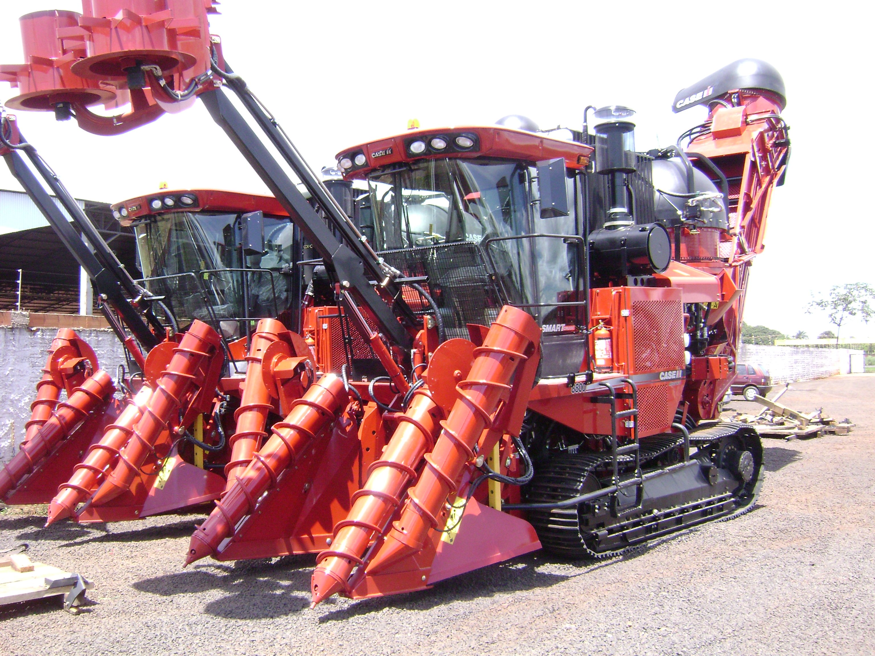 Cummins For Sale >> SUGAR CANE HARVESTERS FOR SALE