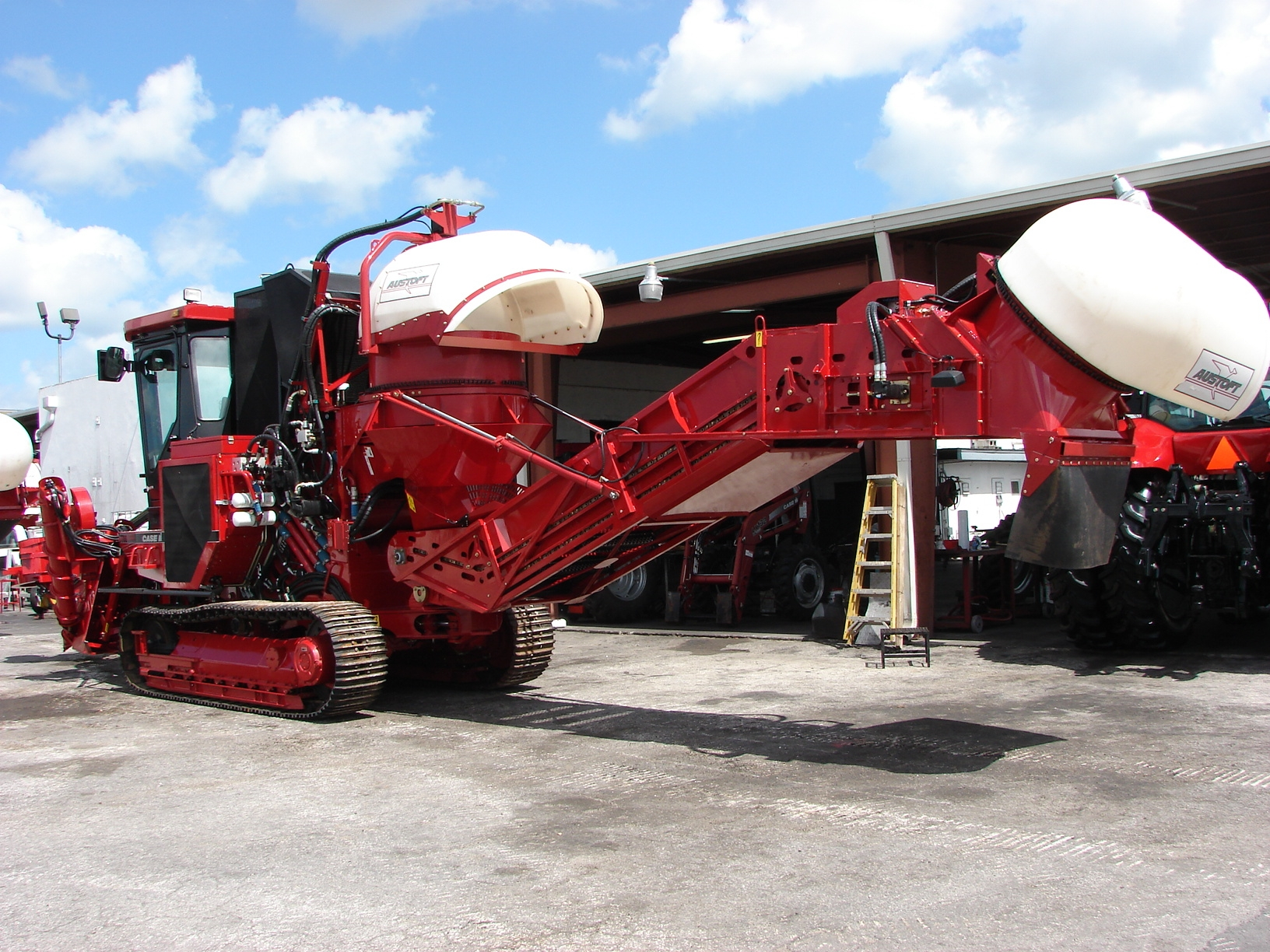 Used Tractors For Sale >> SUGAR CANE HARVESTERS FOR SALE
